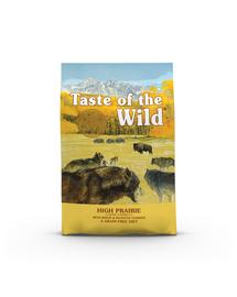 TASTE OF THE WILD High Prairie hrana uscata caini adulti 12,2 kg
