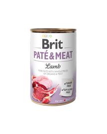 BRIT Pate & Meat Lamb 400g
