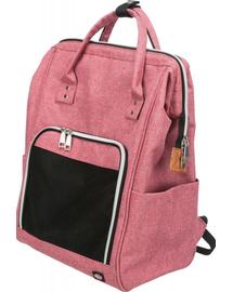 TRIXIE Rucsac Ava pentru câini, dimensiuni 32 × 42 × 22 cm, roz