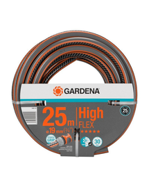 "GARDENA Furtun de grădină Comfort HighFlex 3/4"", 25 m"