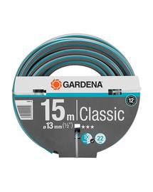 """GARDENA Furtun de grădină Classic 1/2"""",15 m"""