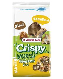 VERSELE-LAGA Hamster Crispy hrană pentru hamsteri 400 gr