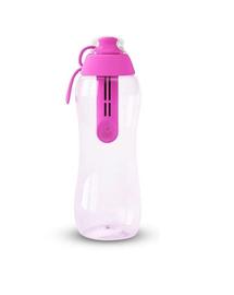 DAFI Sticlă cu filtru 0,3 L, flamingo