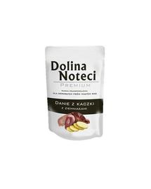 DOLINA NOTECI Premium cu rață și cartofi pentru câini de talie mică 100 gr