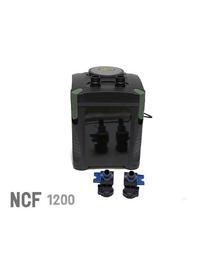 AQUA NOVA Filtru extern pentru acvarii NCF1200, 400l