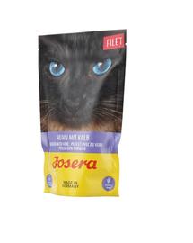 JOSERA Filet hrana umeda pisici adulte, pui si vitel 70 g