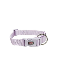 TRIXIE Premium Zgardă pentru câini, culoare liliac, L–XL: 40–65 cm/25 mm