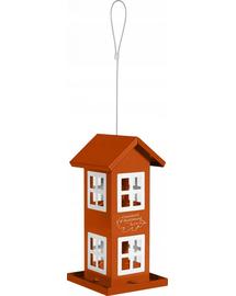 ZOLUX Hrănitor pentru păsări cu ferestre
