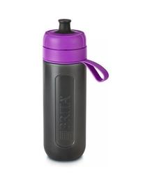 BRITA Sticlă cu filtru Fill&Go Active 0,6 L, violet
