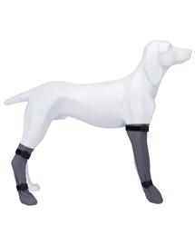 TRIXIE Șosete de protecție, silicon, M: 8 cm/35 cm