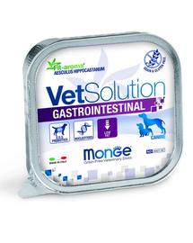 MONGE Vet Solution Dog Gastrointestinal hrană umedă pentru câini cu probleme gastrointestinale 150 g