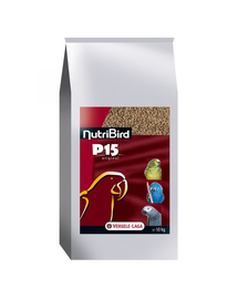 VERSELE-LAGA NutriBird P15 Original 10 kg - granule pentru papagali