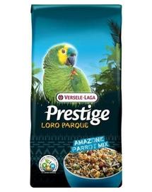 VERSELE-LAGA Amazone Parrot Loro Parque Mix hrană pentru papagalii amazonieni 15 kg