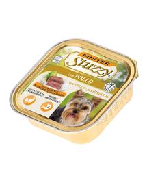 STUZZY Mister Dog hrană umedă pentru câini, cu pui 150 g