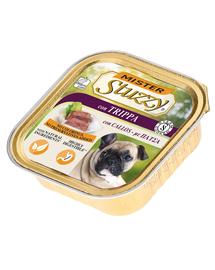 STUZZY Mister Dog hrană umedă pentru câini, cu burtă 150 g