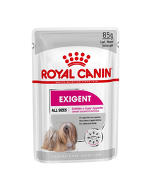 Royal Canin Exigent hrana uscata caine apetit capricios, 12 x 85 g