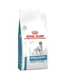 ROYAL CANIN Dog hypoallergenic moderate calorie 7 kg