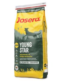 JOSERA Junior Youngstar Grainfree hrana uscata fara cereale pentru caini juniori 5 x 900 g (4+1 GRATIS)