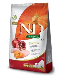 FARMINA N&D Pumpkin All Breeds - Hrană pentru pui de cățel - pentru toate rasele - pui și rodie - 2,5 kg