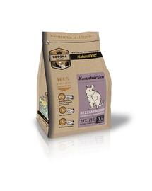 NATURAL-VIT Korona Natury hrana completa pentru veverite Degu 2 x 750 g + amestec de plante pentru veverite Degu 70 g