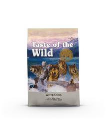 TASTE OF THE WILD Wetlands hrana uscata caini adulti 24,4 kg (2 x 12,2 kg)
