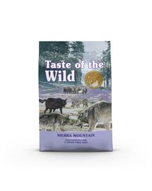 TASTE OF THE WILD Sierra Mountain hrana uscata caini adulti, cu miel 24,4 kg (2 x 12,2 kg)