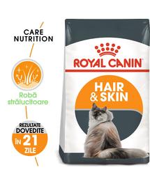 ROYAL CANIN Hair&Skin Care 20 kg (2 x 10 kg) hrană uscată pentru pisici adulte, pentru o blană lucioasă și piele sănătoasă