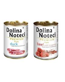 DOLINA NOTECI Premium Pure Mix arome 9 + 1 GRATIS