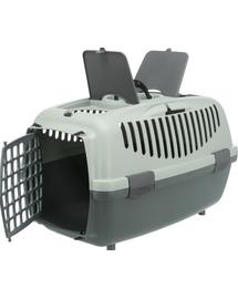 TRIXIE Be Eco Capri 3 Transportor pentru animale mici S: 40 × 38(h) × 61 cm