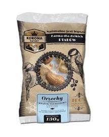 NATURAL-VIT Korona Natury Hrana de grasime cu nuci, pentru pasari, 130 g