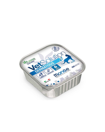 MONGE Vet Solution Cat Dermatos, hrana umeda pentru pisici cu cadere excesiva a parului, 100 g