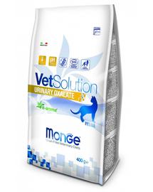 MONGE Vet Solution Cat Urinary Oxalate, 400 g