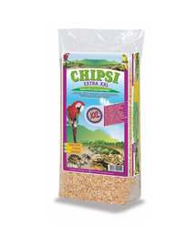 JRS Chipsi Extra XXL substrat pentru animale exotice 3,2 kg