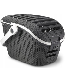 CURVER Pet Carrier Cos transport animale Antracyt