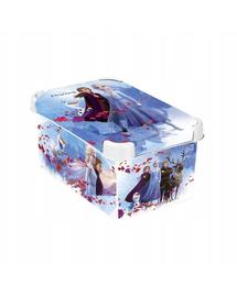 CURVER Deco Cutie depozitare cu capac Stockholm S Frozen 2