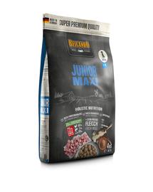 BELCANDO Junior Maxi hrana uscata pentru cainii cu varsta 4 luni+, talie L-XL, 4 kg