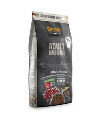 BELCANDO Adult hrana uscata pentru cainii adulti sensibili, cu miel si orez, talie M-XL, 1 kg