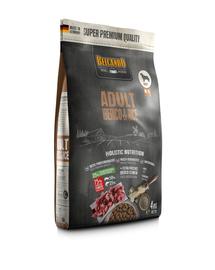 BELCANDO Adult Iberico & Orez hrana uscata pentru caini, talie M-XL, 4 kg