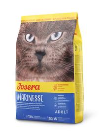 JOSERA Cat Marinesse hrana uscata hipoalergenica pentru pisici sensibile 10 kg + 2 plicuri hrana umeda GRATIS