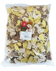 MACED BIscuiti MIX pentru caini, 10 kg