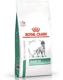ROYAL CANIN Vet Dog Diabetic dieta veterinara pentru caini adulti cu diabet 1,5 kg