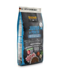 BELCANDO Finest Grain Free Junior hrana uscata fara cereale pentru juniori talie M-XL, 1 kg