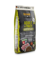 BELCANDO Adult Grain Free Poultry hrana uscata fara cereale pentru caini adulti, talie M-XL, 1 kg