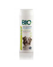 PESS Bio Sampon pentru caini anti-purici si capuse, cu ulei de muscata 200 ml