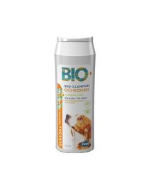 PESS Bio Sampon pentru caini anti-purici si capuse, cu ulei de neem 200 ml