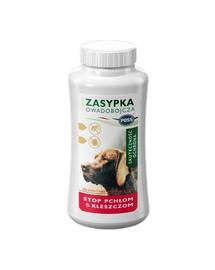 PESS Sunia Pulbere pentru caini si pisici impotriva capuselor si puricilor 100 g