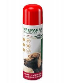 PESS Flea-Kil Plus Preparat impotriva puricilor si capuse, pentru caini 250 ml