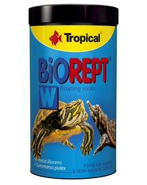 TROPICAL Biorept W hrana extrudata pentru broaste testoase 1000ml/300g