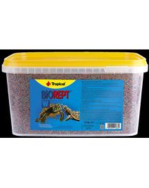 TROPICAL Biorept W hrana extrudata pentru broaste testoase 5l/1.5kg