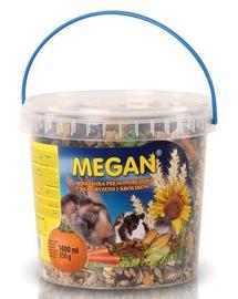 MEGAN Hrana de baza pentru rozatoare si iepuri 3l /1650g